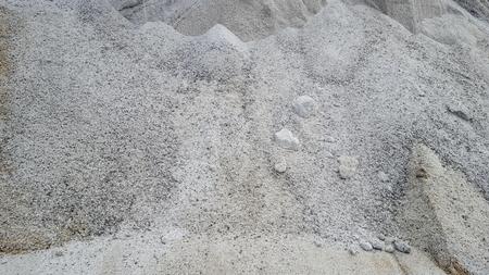 Mound of sand Imagens