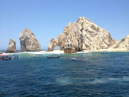 The Cabos arch