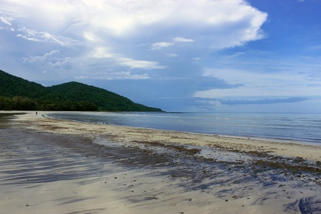 tribulation: Cape Tribulation Stock Photo