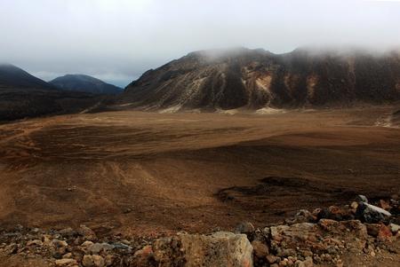 tongariro: Tongariro Alpine Crossing, Nueva Zelanda