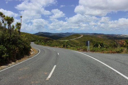 Cape Reigna Winding Road photo