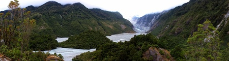 Franz Joseph Glacier photo