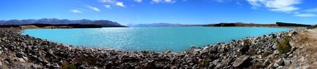 tekapo: Mt  Cook, Lake Tekapo