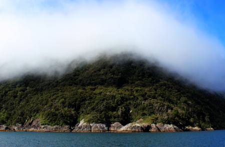 sounds: Milford Sounds