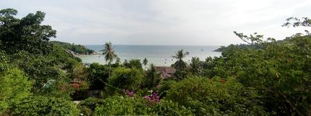 koś: Ko Tao Scenic View Stock Photo