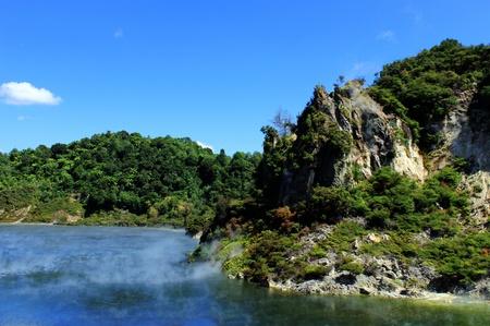 Rotorua Volcanic Valley photo