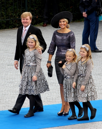 flevoland: Royal Dutch Wedding Apeldoorn