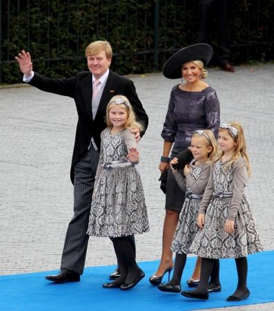 dutch girl: Royal Dutch Wedding Apeldoorn