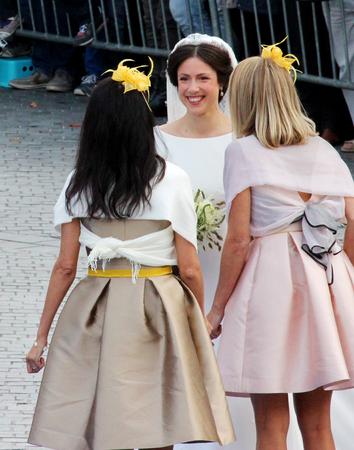 orange nassau: Royal Dutch Wedding Apeldoorn