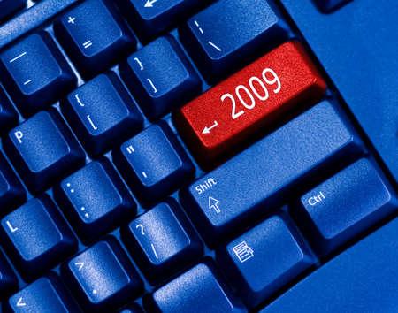 fiestas electronicas: Introduzca en el A�o Nuevo 2009 concepto