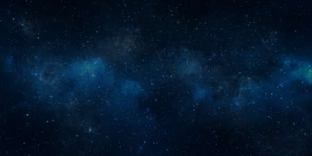 Galaxy stars  Universe nebula background Banque d'images