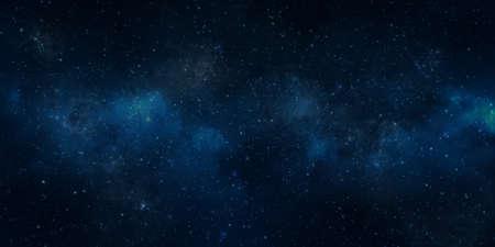 Galaxy sterne universum Nebel Hintergrund Standard-Bild