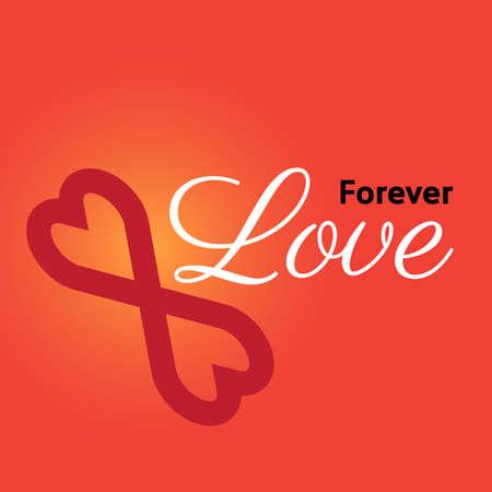 forever: forever love Illustration