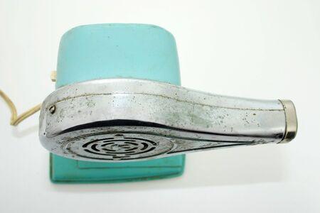 dryer: Old kenmore hair dryer.
