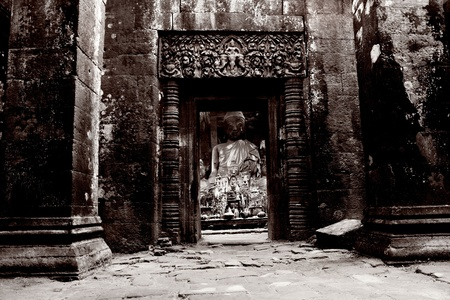 revere: Wat Phu Temple, The Ancient Remains in Champasak, Laos