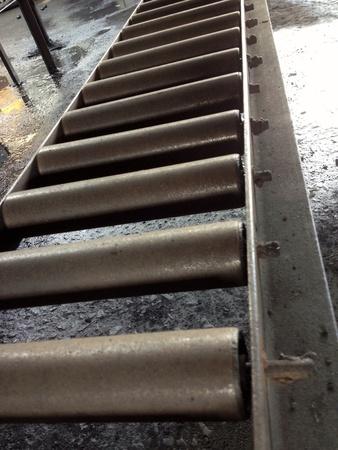 steel: Roller conveyor steel