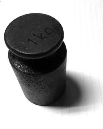 kilogram: Kilogram weight