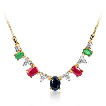 Necklace, jewelry, women's high. Stock Photo - 19741773