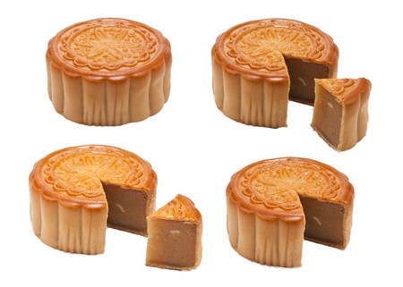 Chinese mooncakes for my family. photo