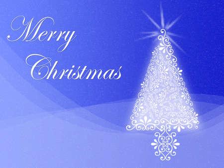 Mary Christmas holiday greeting cards. Stock Photo - 19741919
