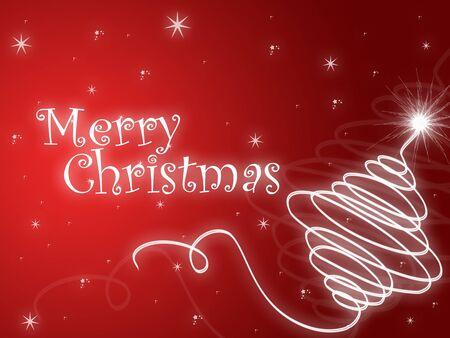 Mary Christmas holiday greeting cards. Stock Photo - 19741923