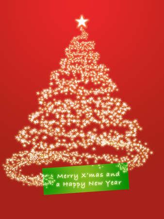 Mary Christmas holiday greeting cards. Stock Photo - 19741935