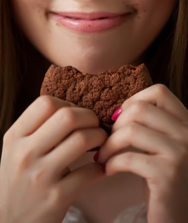 galletas: Coma galletas