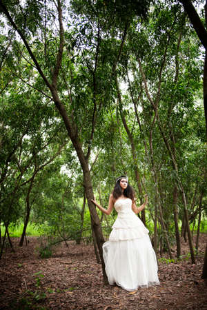 Sets fashion wedding dress concept