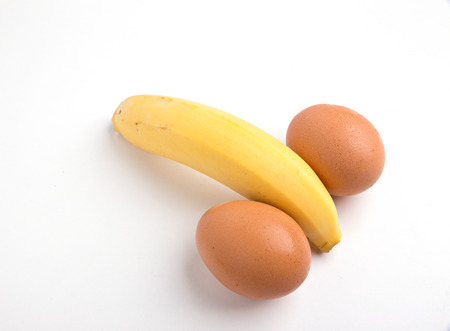 sex discrimination: Bananas and eggs