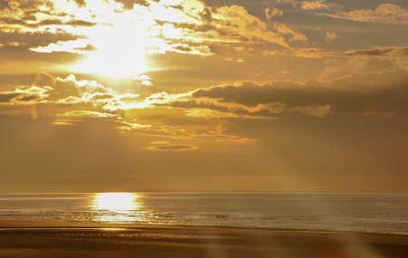 sunset villers sur mer