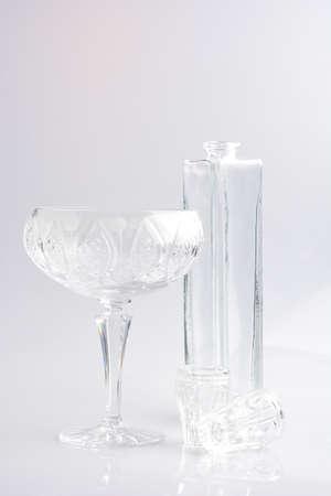 Glassware Stok Fotoğraf