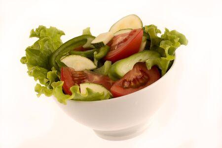 fresh salad Stock Photo - 483064