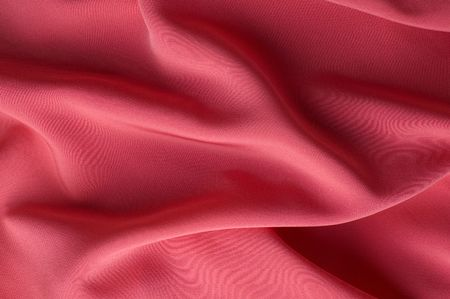 pink silk close up shoot for backgrounds Stock Photo - 697602