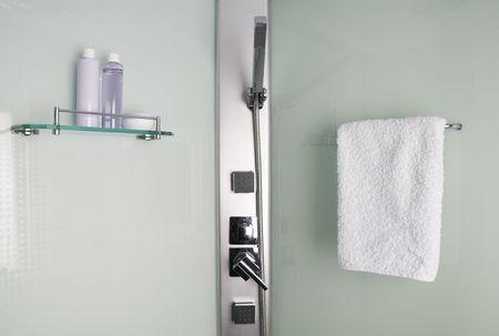 cabine de douche: