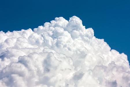 Texture cumulus cloud Фото со стока