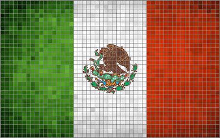 mexican flag: