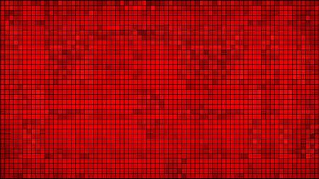 squares background: Red abstract mosaic background - Illustration,  Mosaic grunge background,  Squares Of Light And Dark Red,  Red shapes of mosaic style Illustration
