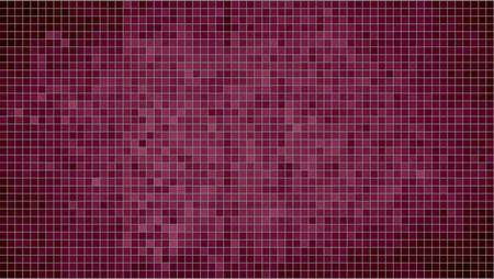 burgundy colour: Burgundy abstract mosaic background - Illustration,  Mosaic grunge lilac background,  Squares Of Light And Dark cyclamen colour,  Green shapes of mosaic style