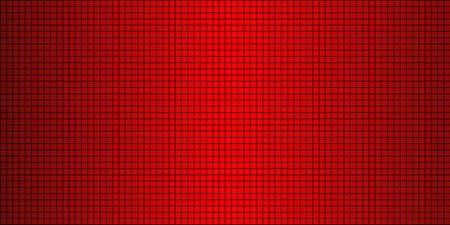 Shiny Red abstract mosaic background - Illustration,  Squares Of Light And Dark Red