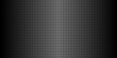 Shiny Black abstract mosaic background - Illustration,  Squares Of Light And Dark Black Illustration