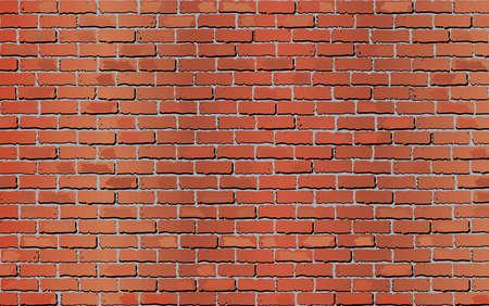 Błyszcząca ściana z cegieł - ilustracja, ilustracja streszczenie wektor grunge Ilustracje wektorowe