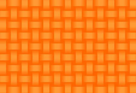Abstract Orange background  - Illustration,  Three dimensional grunge background