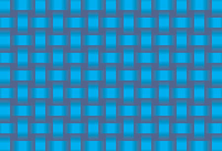 Abstract Blue background  - Illustration,  Three dimensional grunge background