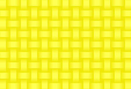 Abstract Yellow background - Illustration,  Three dimensional grunge background Stock Illustratie