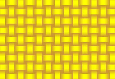 Abstract Gold background - Illustration,  Three dimensional grunge background