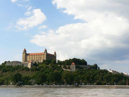 repetitious: Castle of Bratislava