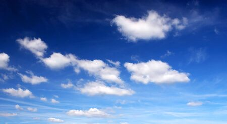 velvety: Cloudy sky (can be use how background, wallpaper, texture)