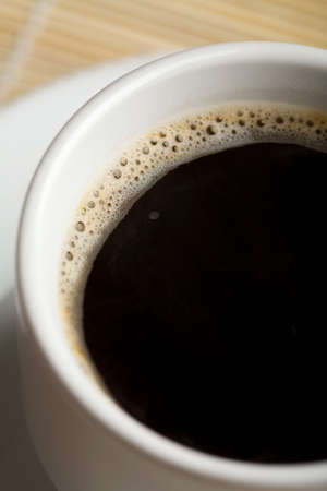 selected: cup of hot coffee