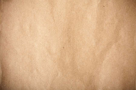 brown recycled paper detail. ecological background Stock Photo - 4800098