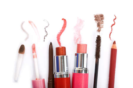 colorful makeup collection Stock Photo - 4799930